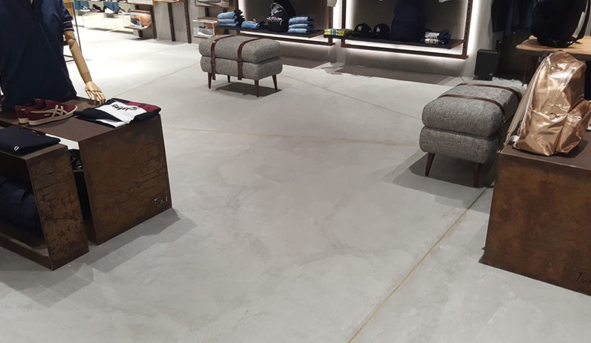 Microcemento | Cemento Alisado: pavimentos
